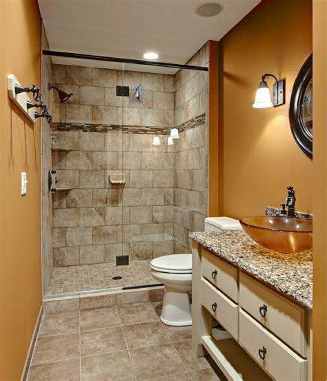 1001 + Ideas de duchas de obra para decorar el baño con ...
