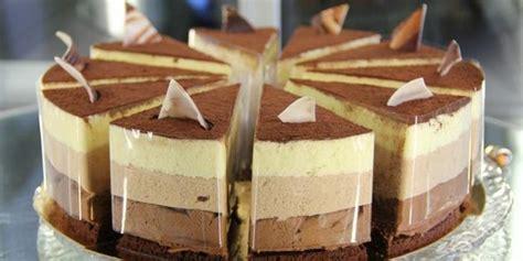 1001 + ideas de tartas de tres chocolates caseras con ...