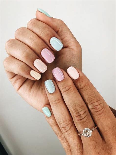 1001 + ideas de uñas veraniegas originales en más de 100 ...