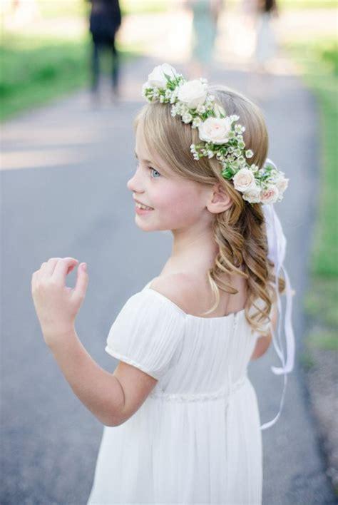 1001 + ideas ingeniosas de peinados de comunión hermosas