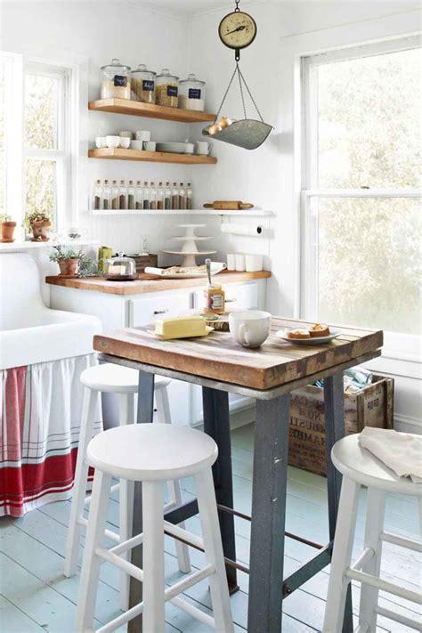 1001+ ideas para organizar las cocinas pequeñas
