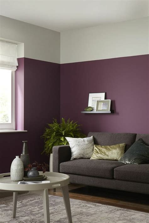 1001 + Ideas sobre colores para salones y cómo pintar la ...