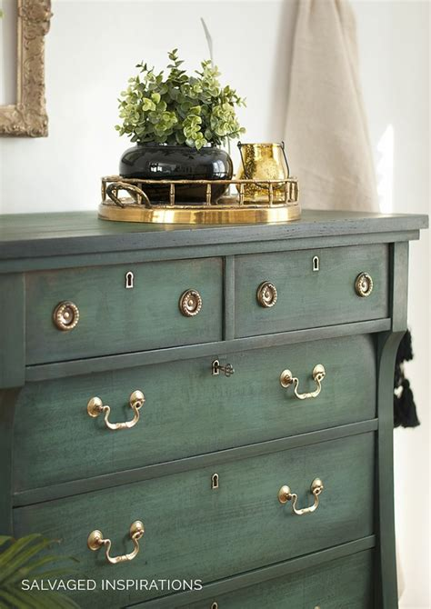 1001 + ideas sobre cómo pintar muebles antiguos paso a paso