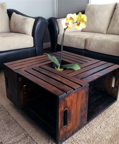 1001 + ideas sobre decoración con cajas de fruta decoradas