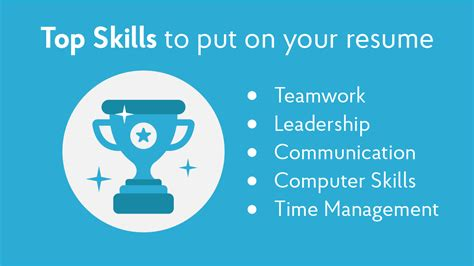 101 Essential Skills to Put on a Resume [For Any Job]
