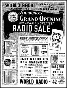 1015 Best Vintage Radio Collection   Joe Haupt images in ...