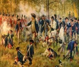 10mm Wargaming: American War of Independence  AWI  Battle ...