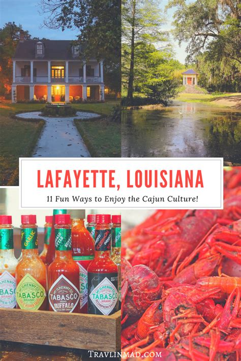 11 Fun Things to Do in Lafayette, Louisiana for a Ragin ...