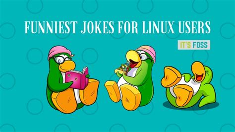 11 Funniest Jokes Only Linux SysAdmins Will Understand ...