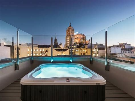 11 Madrid Jacuzzi Hotels You Have To Check Out