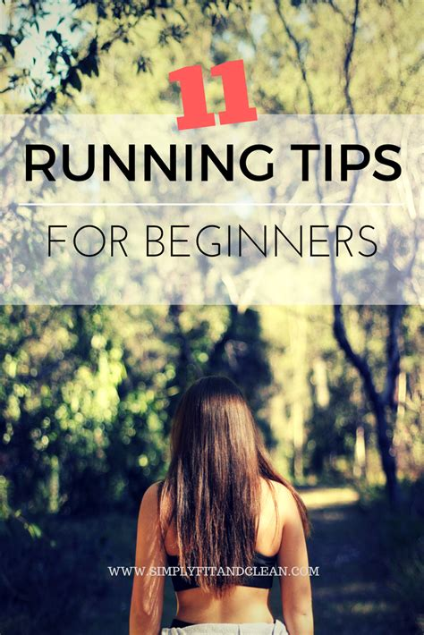 11 Running Tips for Beginners: What I Wish I Would Have Know