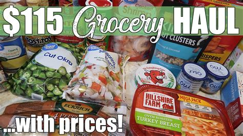 $115 Walmart Grocery Delivery Haul with Ibotta | July 2020 ...