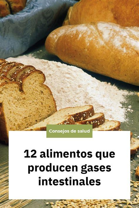 12 alimentos que producen gases intestinales   Nutrición ...