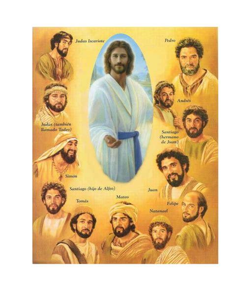 12 apostoles y milagros