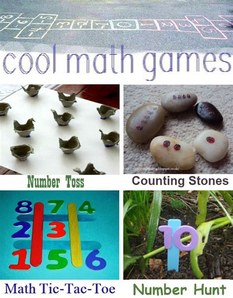12 Cool Math Games for Kids