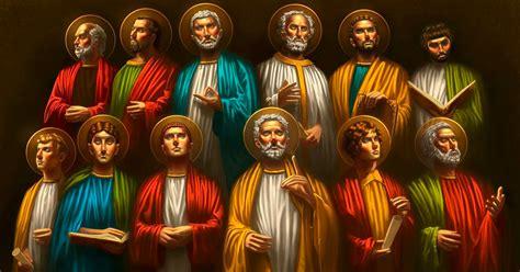 12 disciples of Jesus   Jesus.net