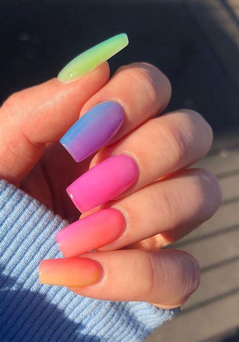 12 diseños de uñas para darle la bienvenida a la primavera ...