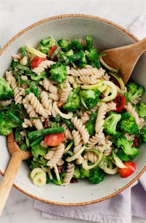 12 Green Pasta Dinner Recipes Ready in Under 30 Minutes ...