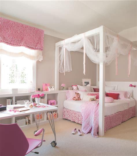 12 habitaciones para niñas princesas
