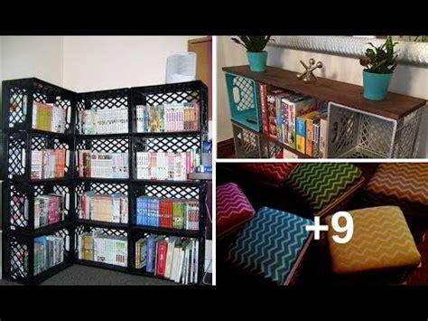 12 Ideas De Muebles Con Cajas De Plástico Para Tu Hogar ...