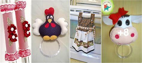 12 ideas para hacer hermosos adornos de tela y fieltro ...