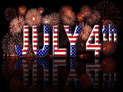 12 lugares con las mejores celebraciones del 4 de julio ...