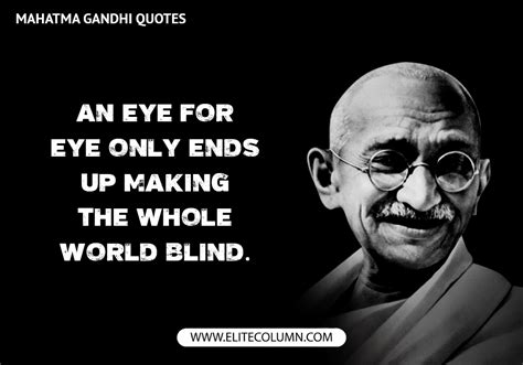12 Mahatma Gandhi Quotes To Inspire You To Do More ...