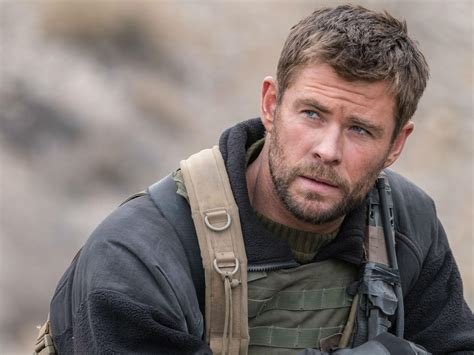 12 Strong s Chris Hemsworth interview:  It was much easier ...