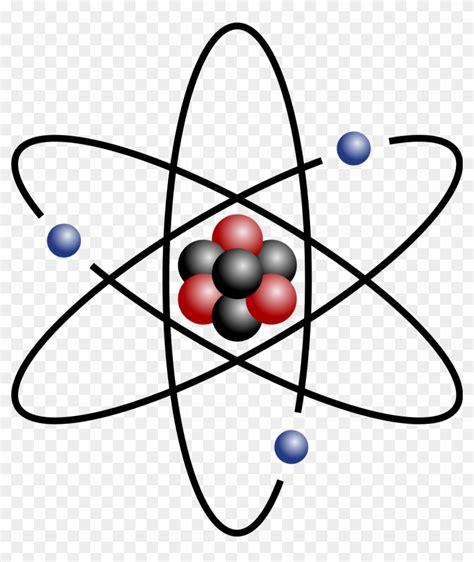 1200 X 1367 3   Modelo Atomico Actual Wikipedia Clipart ...
