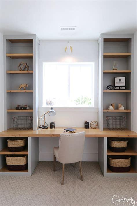 13 buenas ideas para integrar un despacho en la habitación ...