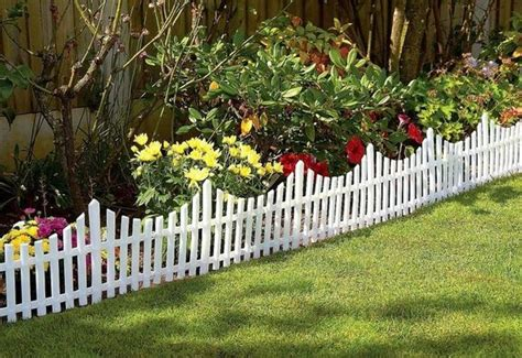 13 Examples of Cheap Landscaping Edging Ideas – Easy ...