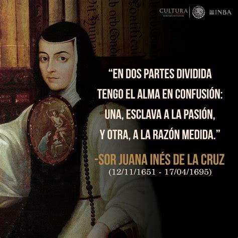 13 versos de Sor Juana Inés de la Cruz