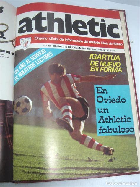 13x revista oficial athletic club de bilbao   d   Comprar ...