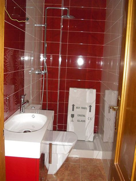 14 best Baños pequeños images on Pinterest | Bathroom ...