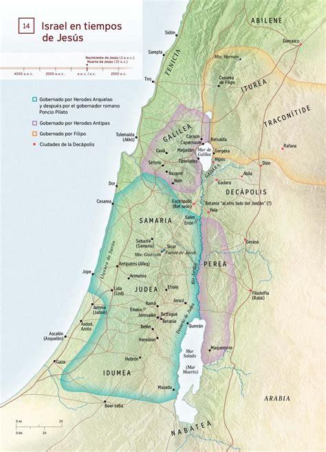 14 Israel en tiempos de Jesús — BIBLIOTECA EN LÍNEA ...
