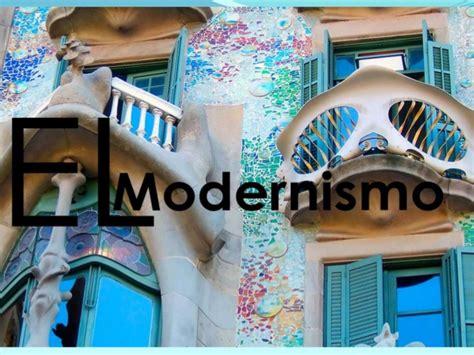 14. modernismo