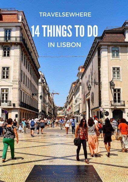 14 Sights to See in Lisbon, Portugal | Lisbon sights ...