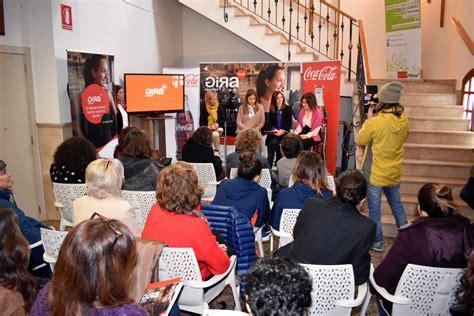 140 valencianas participan en un proyecto de Coca Cola ...