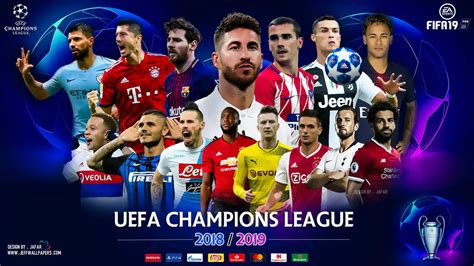 [15+] 2019 UEFA Champions League Final Wallpapers on ...