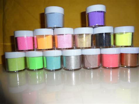 15 Acrilicos De Color Para Decoracion De Uñas Gel ...
