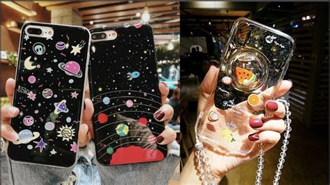 15 Amazing DIY Phone Case Life Hacks! Phone DIY Projects ...