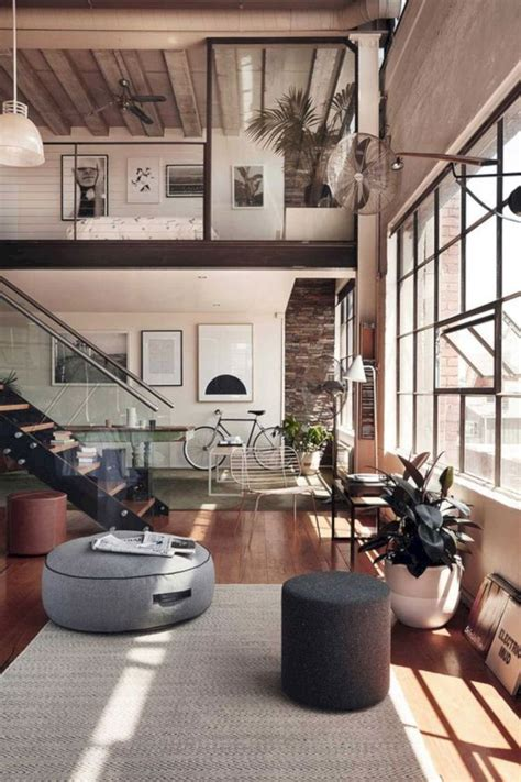 15 Amazing Interior Design Ideas for Modern Loft ...