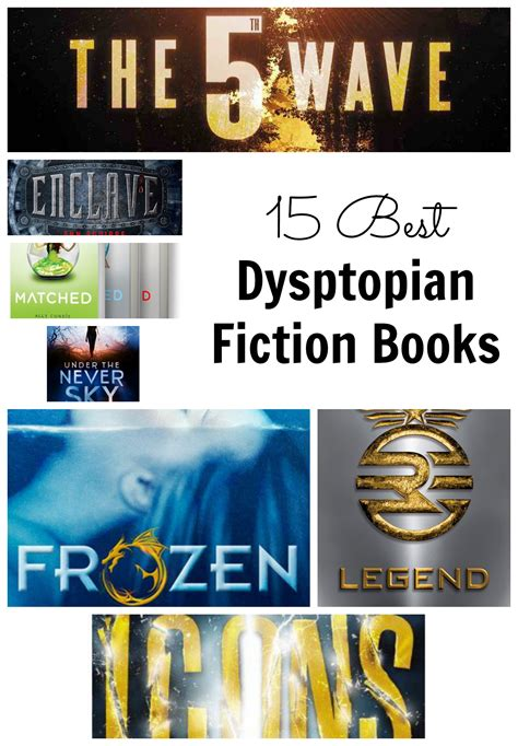 15 Best Dystopian and Post Apocalyptic Fiction Books for ...