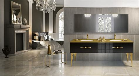 15 Classic Italian Bathroom Vanities for a Chic Style