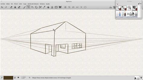 15.  dibujo de una casa en perspectiva oblicua   YouTube