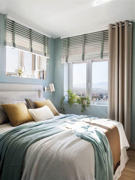 15 dormitorios en verde que invitan al relax