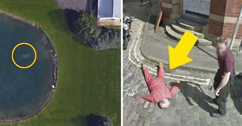 15 Extrañas imágenes de Google Maps que se salvaron antes ...