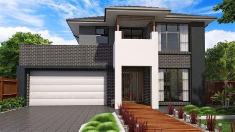 15 Fachadas de casas con ladrillos grises