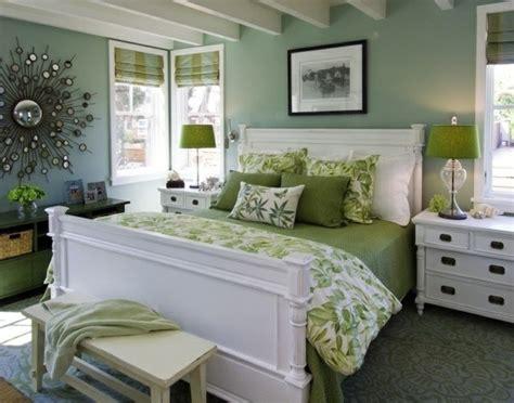 15 Fotos de Dormitorios Verdes   Ideas para decorar ...