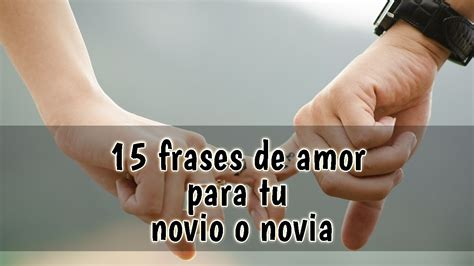 15 Frases de amor para tu novio o novia en Facebook   YouTube